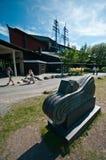 Музей Стокгольм Викинга Стоковое Изображение RF