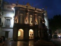 Музей театра Dali в Figueras Испании Стоковые Фотографии RF