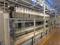 Музей Тойота коммеморативный индустрии и технологии Стоковое Изображение RF