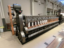 Музей Тойота коммеморативный индустрии и технологии Стоковые Изображения RF