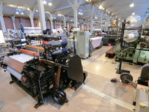 Музей Тойота коммеморативный индустрии и технологии Стоковые Фото