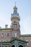 Музей университета Тампа и завода Генри b Стоковые Изображения