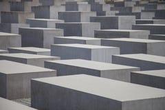 Музей холокоста в Берлине Стоковые Фотографии RF