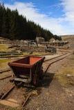 Музей шахты руководства Killhope Стоковое Изображение RF