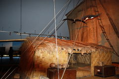 Музей экспедиции Kon-Tiki стоковое изображение rf