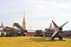 Музей экспозиции артиллерии Стоковое Фото