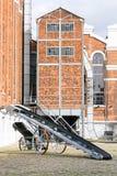 Музей электричества (Museu da Electricidade) - Лиссабон стоковое фото rf
