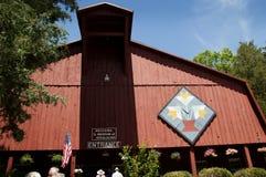 Музей Appalachia, Клинтон, Tennesee, США стоковые изображения