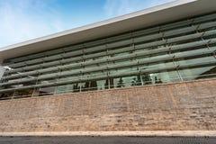 Музей Ara Pacis Augustae - Рима Италии стоковое изображение rf