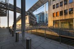 Музей Astrup Fearnley современного искусства Стоковая Фотография