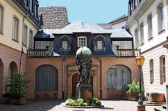 Музей Bartholdi стоковые изображения rf