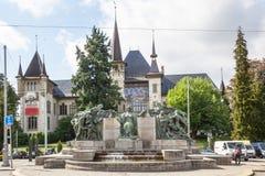 Музей Bern исторический Стоковая Фотография RF