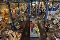 Музей Corning стекла стоковое фото