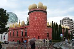 Музей Dalì Фигераса Стоковая Фотография