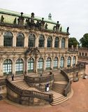 музей dresden стоковая фотография rf