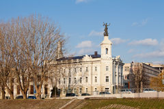 Музей Energetics и технологии в Вильнюсе Стоковое фото RF