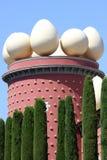 музей figueres dali Стоковое фото RF