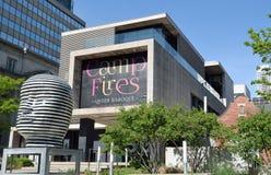 Музей Gardiner керамического искусства в Торонто Стоковое Изображение