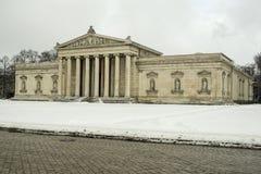 Музей Glyptothek в Мюнхене, Германии стоковое фото rf