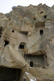 Музей Goreme под открытым небом в Cappadocia Стоковая Фотография