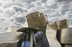 Музей Guggenheim, Бильбао Стоковое Изображение RF