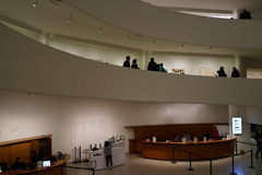 Музей Guggenheim Нью-Йорка 19 Стоковое Изображение