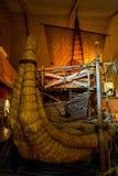 Музей Kon-Tiki в Осло Стоковая Фотография RF