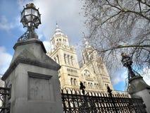 музей london истории Англии естественный Стоковые Изображения RF
