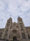 музей london истории естественный Стоковая Фотография RF