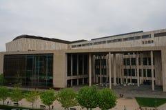 Музей Ludwig - музей современного искусства в Будапеште стоковая фотография rf