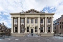 Музей Mauritshuis стоковое изображение rf