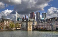 музей mauritshuis hague Стоковое Изображение