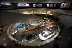 музей mercedes benz Стоковое Фото