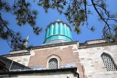 Музей Mevlana в Konya Турции стоковое фото