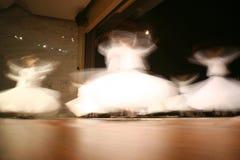 музей mevlana dervishes танцы стоковые изображения rf