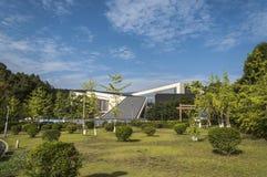 Музей Mianyang стоковые изображения rf