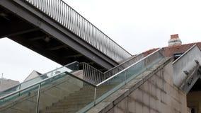 Музей Moderner Kunst Mumok или музей современного искусства музей в Museumsquartier в Вене которая имеет собрание сток-видео
