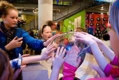 Музей Nemo, Амстердам Стоковое Изображение