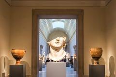 музей New York города искусства столичный стоковая фотография rf