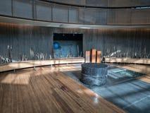 Музей Origen, заповедник весен, Лас-Вегас стоковое изображение
