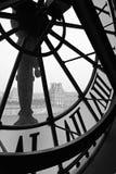 Музей Orsay. Париж. Стоковое Изображение