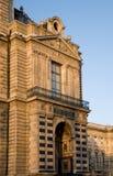 музей paris жалюзи galeries des антиквариатов Стоковое Изображение RF