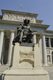 Музей Prado. Мадрид Стоковая Фотография
