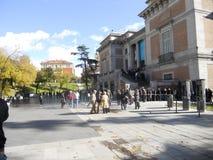 Музей Prado стоковое изображение rf