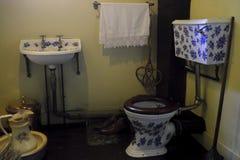 Музей Sherlock Holmes стоковая фотография rf