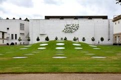 Музей Städel, Франкфурт, Германия - 29-ое июля 2015 Стоковые Фотографии RF