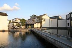 музей suzhou фарфора стоковое изображение