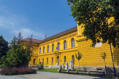 Музей Szekszard стоковые фото