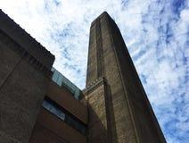 Музей Tate современный стоковое фото