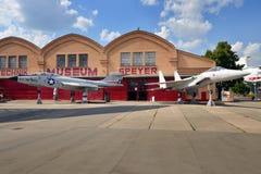 Музей Techink в Speyer, Германии Стоковые Фотографии RF